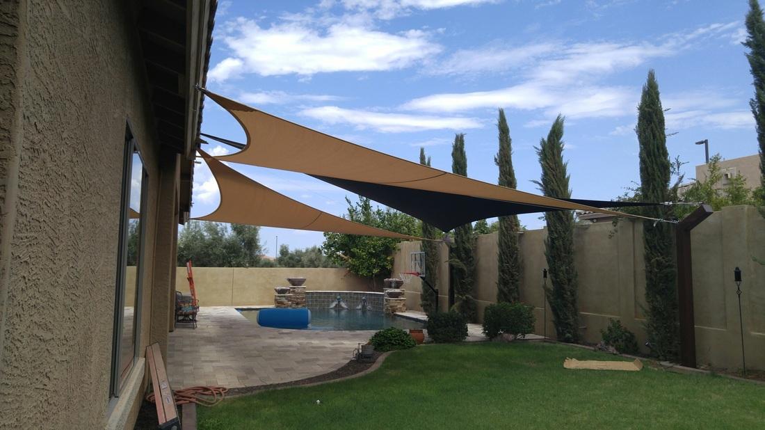 10 Reasons Shade Sails Are Perfect For Arizona Patios