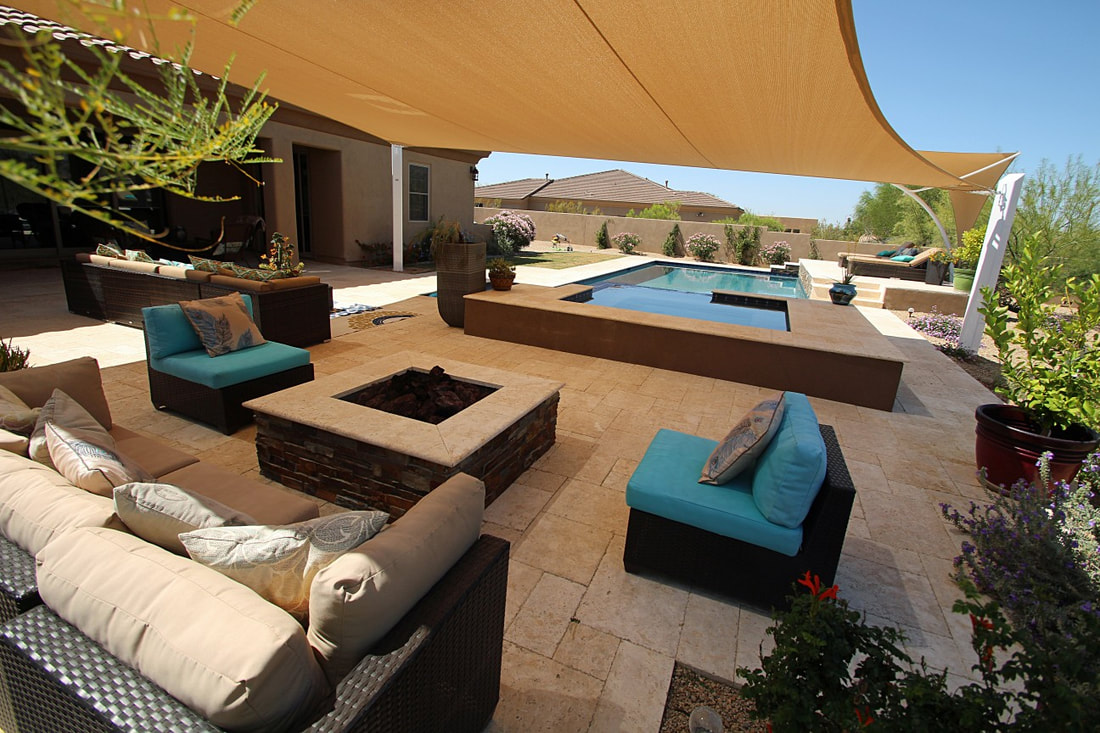 residential shade sails az